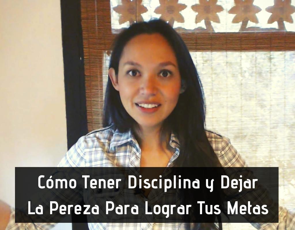 Cómo Tener Disciplina Sin Usar Tu Fuerza de Voluntad